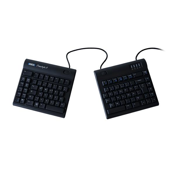 FreeStyle2 ergonomische Tastatur QWERTZ