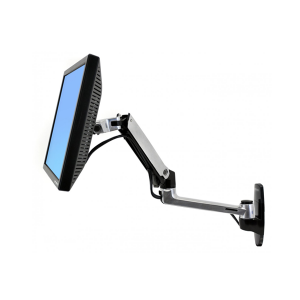 LX Wall Mount Arm Silber