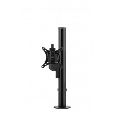 Der Galaxy Single Monitor Arm Short - Schwarz