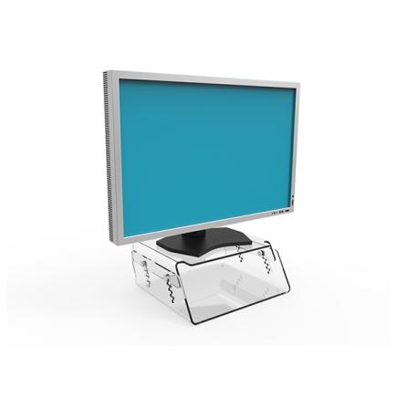 Crystal Monitorständer