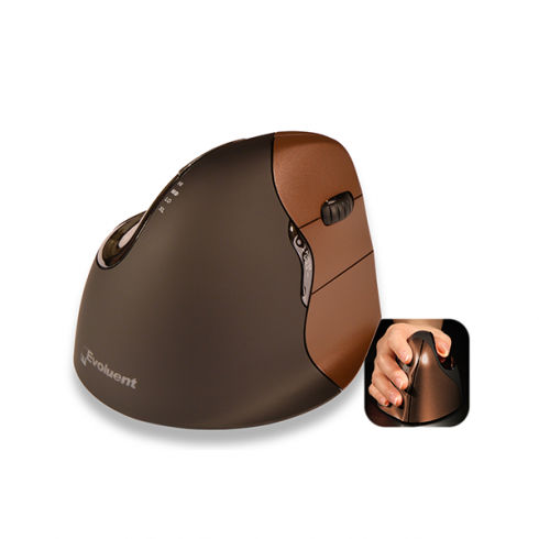 Evoluent Mouse V4 Rechts Wireless Small