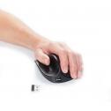 HandShoeMouse BRT LC Large Wireless Links - ergonomische Maus