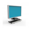 LCD Monitorständer Acryl - Monitorerhöhung