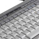 S-board 840 QWERTZ - Mini-Tastatur