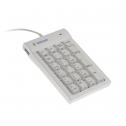Goldtouch Numpad Weiß - numerische Tastatur