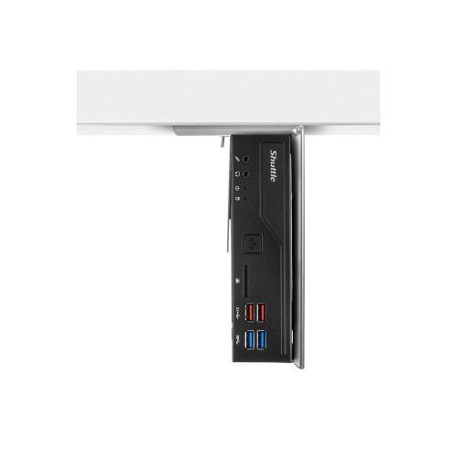 PC Halterung Space C Silber (thin client)