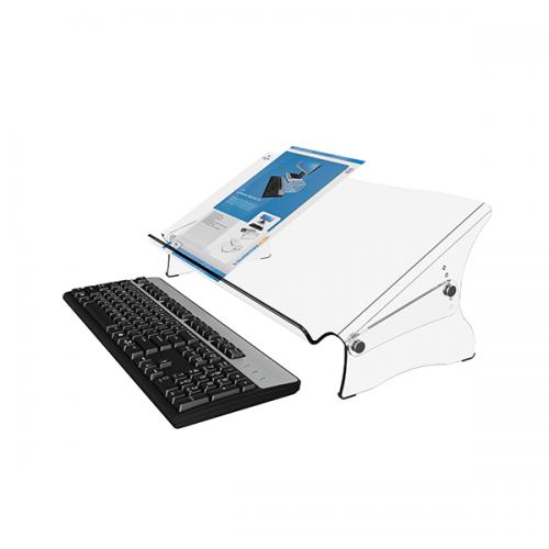 Easy Konzepthalter Transparent – Dokumentenhalter