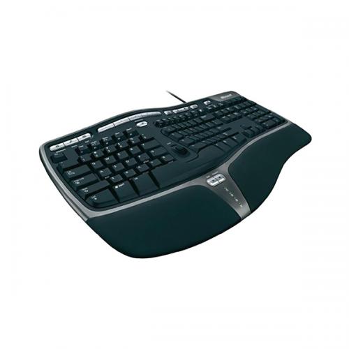 MS Ergonomische Tastatur DE - ergonomische Tastatur