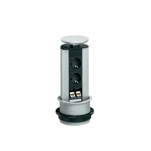Evoline Port Data (2x230V) - kabelmanagement