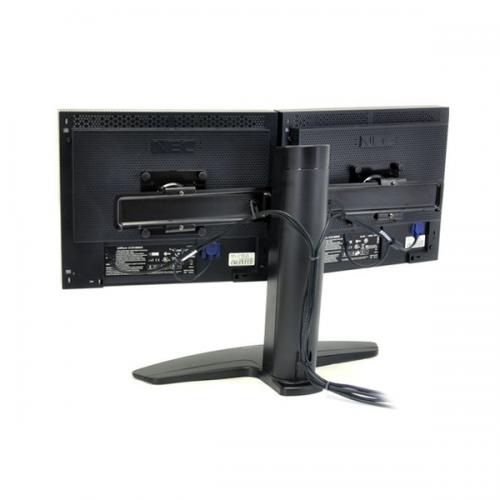 Neo-Flex Dual Monitor Arm - monitorarm