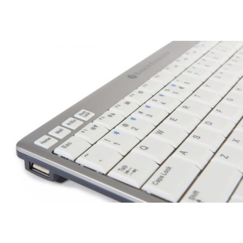 UltraBoard 940 Compact Keyboard QWERTZ (Bluetooth + Kabel)